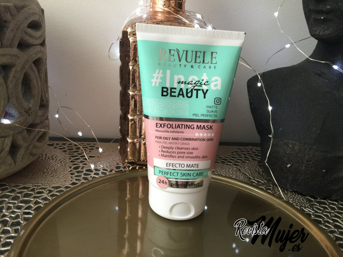 Revuele Mascarilla exfoliante Insta-magic.